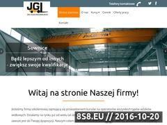 Miniaturka domeny www.jgl.pl