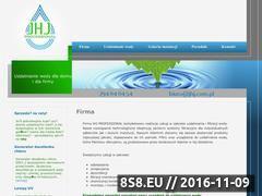 Miniaturka domeny jhj.com.pl