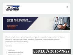 Miniaturka domeny jkj-max.pl