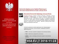 Miniaturka domeny www.jkrukkomornik.pl