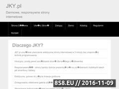 Miniaturka domeny jky.pl
