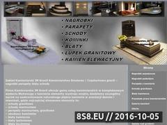 Miniaturka domeny jmgranit.pl
