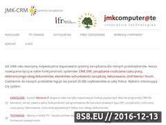 Miniaturka domeny jmk-crm.pl
