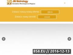 Miniaturka domeny jmmetrology.eu