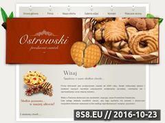 Miniaturka domeny www.jo-ciasteczka.pl