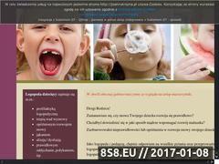 Miniaturka domeny www.joannatrzyna.pl