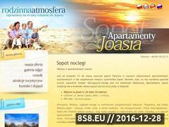 Miniaturka domeny joasia.com.pl