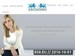 Miniaturka domeny www.jobcoaching.com.pl