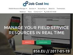 Job Cost, Inc. - software Website
