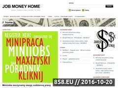 Miniaturka domeny jobmoneyhome.wordpress.com