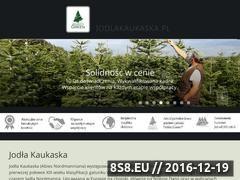 Miniaturka domeny www.jodlakaukaska.pl