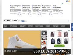Miniaturka domeny www.jordany.pl