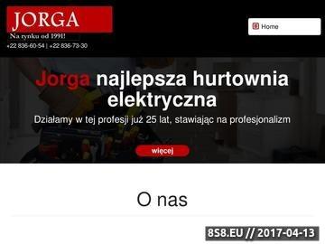Zrzut strony Hurtownie elektryczne - Jorga Czapscy