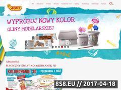 Miniaturka domeny www.jovi.net.pl