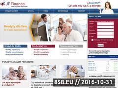 Miniaturka domeny jpfinance.pl