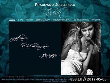 Zrzut strony Obrączki Lublin