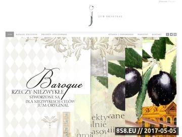 Zrzut strony Zaproszenia ślubne JUM Oryginal