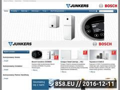 Miniaturka domeny www.junkers.pl