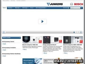 Zrzut strony Kocioł jednofunkcyjny, kotły ekologiczne - Junkers.pl