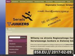 Miniaturka domeny junkers.zgora.pl