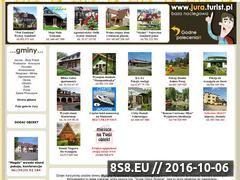 Miniaturka domeny jura.turist.pl