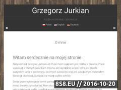 Miniaturka domeny jurkian.com