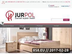 Miniaturka domeny www.jurpol-meble.pl