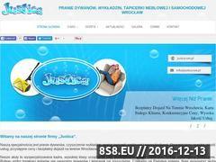 Miniaturka domeny justica.net.pl