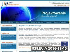 Miniaturka domeny jw-webdev.info