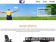 Miniaturka domeny k.stefanski.com.pl