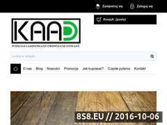 Miniaturka domeny kaad.pl