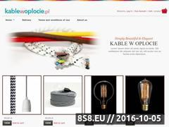 Miniaturka domeny kablewoplocie.pl