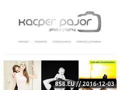 Miniaturka domeny kacperpajor.pl