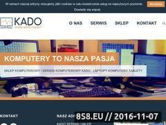 Miniaturka domeny kado24.pl