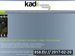 Miniaturka domeny kadr-hd.pl