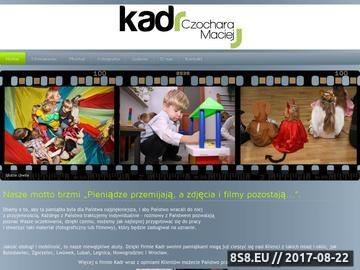Zrzut strony Wideofilmowanie Bolesławiec