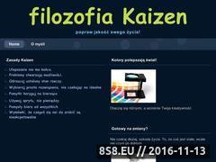 Miniaturka domeny kaizen.sklep.pl