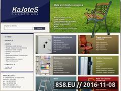 Miniaturka domeny kajotes.pl