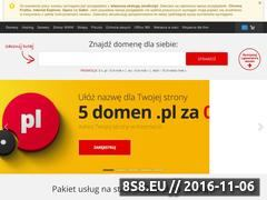 Miniaturka domeny www.kalia.net.pl