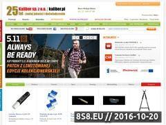 Miniaturka domeny www.kaliber.com.pl