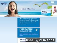 Miniaturka domeny www.kalms.pl