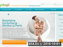 Miniaturka domeny kalorynka.pl