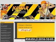 Miniaturka domeny www.kamarbhp.pl