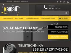 Miniaturka domeny www.kamarsystem.pl