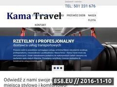 Miniaturka domeny www.kamatravel.com