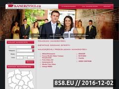 Miniaturka domeny kamerzysci.eu