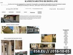 Miniaturka domeny kamieniarstwo.strefa.pl