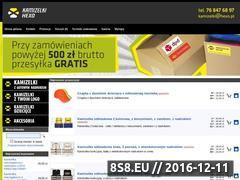 Miniaturka domeny www.kamizelki.hexo.pl