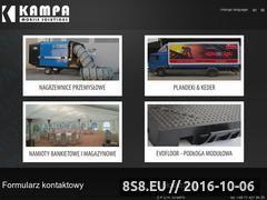 Miniaturka domeny kampa.net.pl