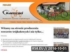 Miniaturka domeny www.kamrad.pl